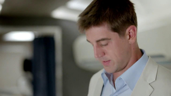 State Farm Discount Double Check TV Spot, 'Turbulence' Feat Aaron Rodgers - Thumbnail 2