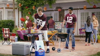 Kingsford TV Spot, 'Backup Punter' - Thumbnail 4