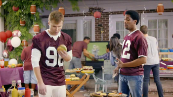 Kingsford TV Spot, 'Backup Punter' - Thumbnail 8
