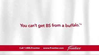 Frontier FiOS Internet TV Spot, 'Buffalo Frank: Pep Rally' - Thumbnail 6