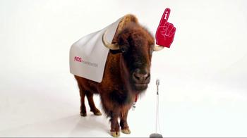 Frontier FiOS Internet TV Spot, 'Buffalo Frank: Pep Rally' - Thumbnail 5