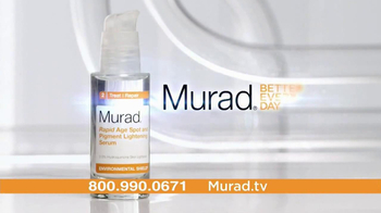 Murad Rapid Age Spot and Pigment Lightening Serum TV Spot - Thumbnail 3