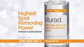 Murad Rapid Age Spot and Pigment Lightening Serum TV Spot - Thumbnail 8