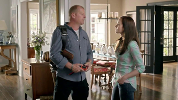 Allstate Claim Free Rewards TV Spot, 'Ike' Featuring Mike Holms - Thumbnail 3