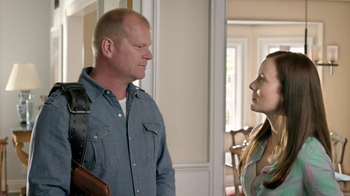 Allstate Claim Free Rewards TV Spot, 'Ike' Featuring Mike Holms - Thumbnail 5