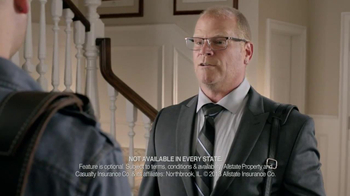 Allstate Claim Free Rewards TV Spot, 'Ike' Featuring Mike Holms - Thumbnail 9