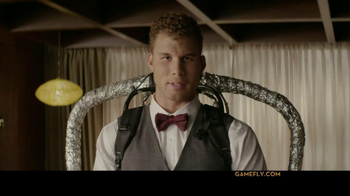 GameFly.com TV Spot, 'Ticket to Amazing' Featuring Blake Griffin