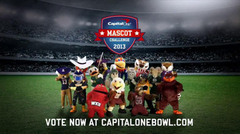 Capital One Mascot Challenge 2013 TV Spot, 'Dry Cleaner' - Thumbnail 10