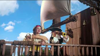 Jake's Magical Tiki Hideout TV Spot - Thumbnail 1
