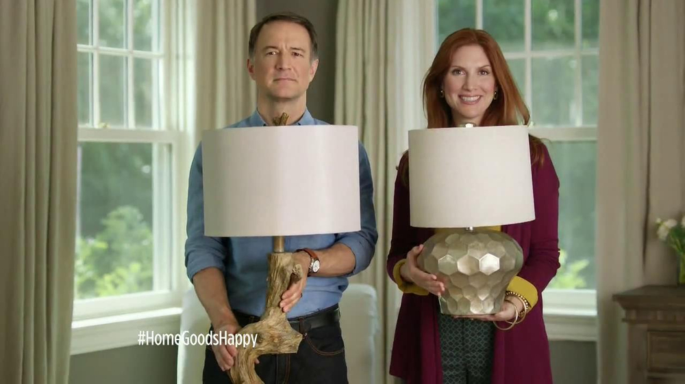Homegoods Tv Commercial Lamps Ispot Tv