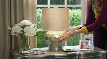 HomeGoods TV Spot, 'Lamps' - Thumbnail 3