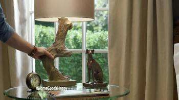 HomeGoods TV Spot, 'Lamps' - Thumbnail 4