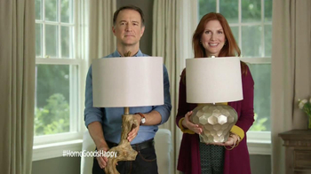 HomeGoods TV Spot, 'Lamps'
