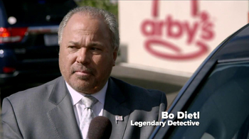 Arby's Snack N' Save TV Spot Featuring Bo Dietl - Thumbnail 1