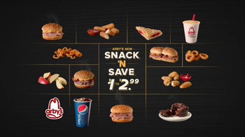 Arby's Snack N' Save TV Spot Featuring Bo Dietl - Thumbnail 8