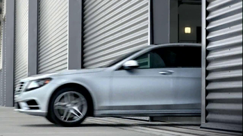 2014 Mercedes-Benz S-Class TV Spot, 'The Best or Nothing' - Thumbnail 10