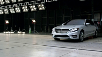 2014 Mercedes-Benz S-Class TV Spot, 'The Best or Nothing' - Thumbnail 8
