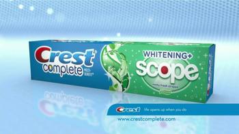 Crest Plus Scope TV Spot, 'Courage' - Thumbnail 10