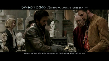 Da Vinci's Demons: The Complete First Season Blu-ray and DVD TV Spot