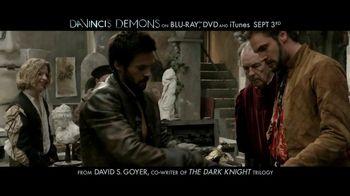 Da Vinci's Demons: The Complete First Season Blu-ray and DVD TV Spot
