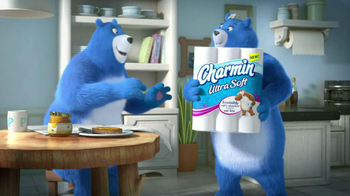 Charmin Ultra Soft TV Spot, 'Sweet Mother of Softness' - 3554 commercial airings