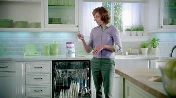 Cascade Platinum TV Spot, 'Mom's Spoons' - Thumbnail 10