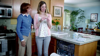 Cascade Platinum TV Spot, 'Mom's Spoons' - 5904 commercial airings