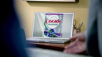 Cascade Platinum TV Spot, 'Mom's Spoons' - Thumbnail 7