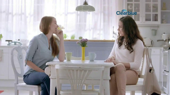 Clearblue Advanced Pregnancy Test TV Spot - Thumbnail 1