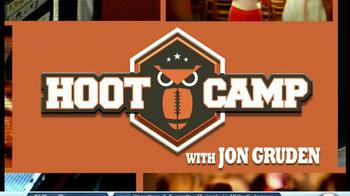 Hooters TV Spot, 'Boot Camp' Featuring Jon Gruden - Thumbnail 1