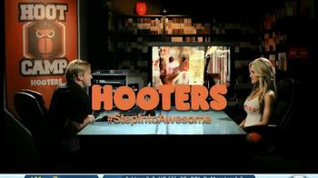 Hooters TV Spot, 'Boot Camp' Featuring Jon Gruden - Thumbnail 10