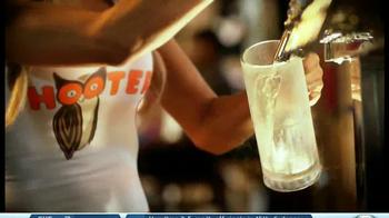 Hooters TV Spot, 'Boot Camp' Featuring Jon Gruden - Thumbnail 2