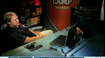 Hooters TV Spot, 'Boot Camp' Featuring Jon Gruden - Thumbnail 5
