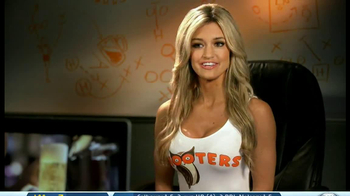 Hooters TV Spot, 'Boot Camp' Featuring Jon Gruden