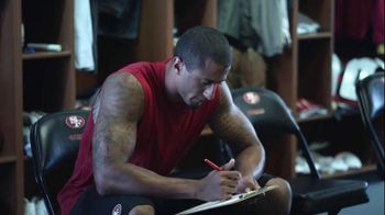 Madden NFL 25 TV Spot, 'The Voice' Featuring Colin Kaepernick - 89 commercial airings