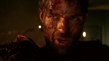 Spartacus War of the Damned Blu-Ray and DVD TV Spot