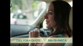 Amica TV Spot, 'Auto Insurance' - 703 commercial airings