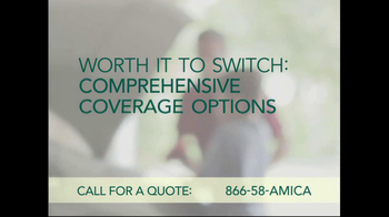 Amica TV Spot, 'Auto Insurance' - Thumbnail 3