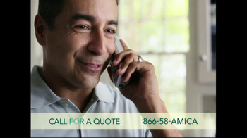 Amica TV Spot, 'Auto Insurance' - Thumbnail 5