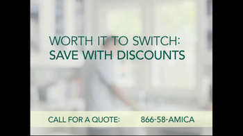 Amica TV Spot, 'Auto Insurance' - Thumbnail 6