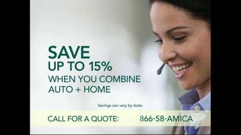 Amica TV Spot, 'Auto Insurance' - Thumbnail 7