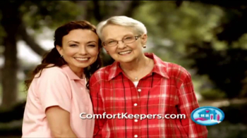 Comfort Keepers TV Spot, 'Use a Hand' - Thumbnail 10