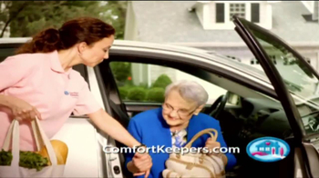 Comfort Keepers TV Spot, 'Use a Hand' - Thumbnail 6