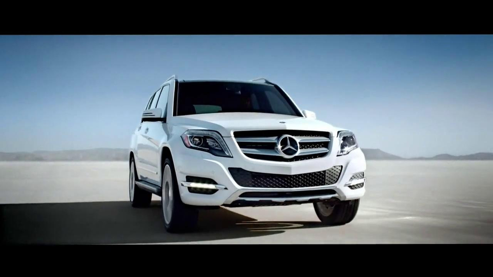 2014 mercedes benz glk tv commercial 39 experience it for Mercedes benz tv