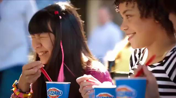 Dairy Queen Blizzards TV Spot, 'Buy One, Get One for 99 Cents' - 2069 commercial airings