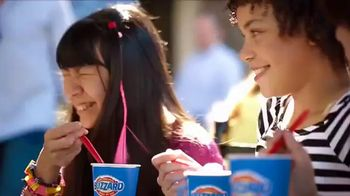 Dairy Queen Blizzards TV Spot, 'Buy One, Get One for 99 Cents'