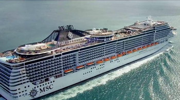 MSC Cruises TV Spot, 'Mediterranean Moments' - Thumbnail 1