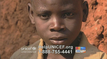 UNICEF TV Spot, \'Fadast\'