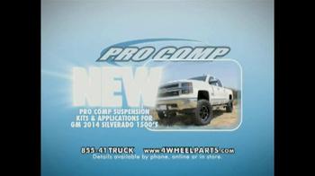 4 Wheel Parts TV Spot, 'Pro Comp' - Thumbnail 4