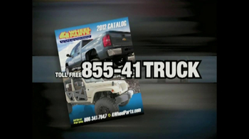 4 Wheel Parts TV Spot, 'Pro Comp' - Thumbnail 8
